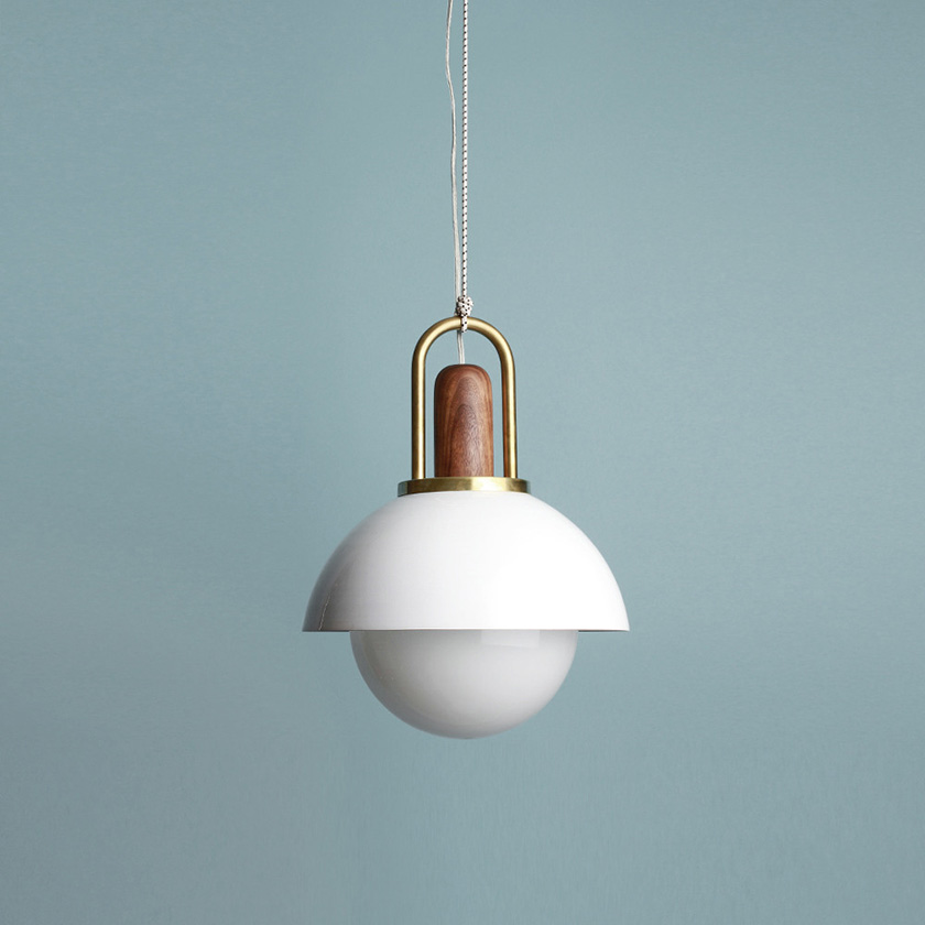 Dome Arc Pendant / Allied Maker