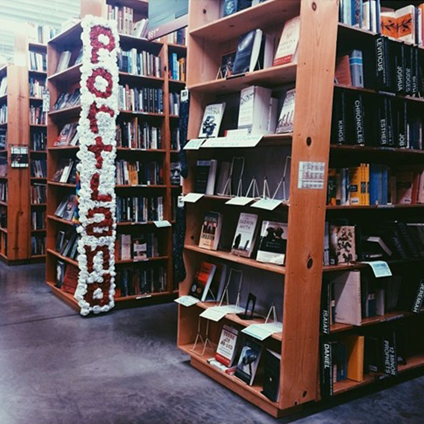 Powell's Books / Oregon