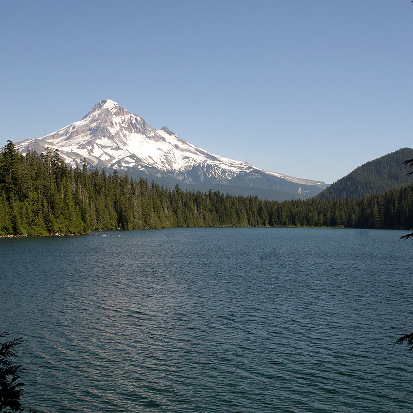 Lost Lake / Oregon