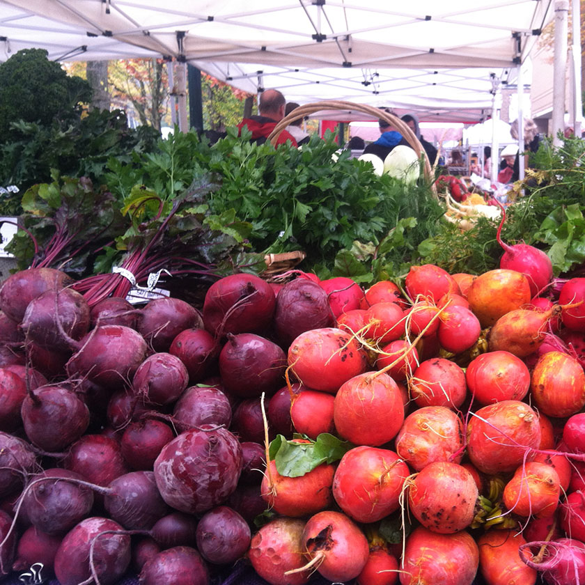 Portland Farmers' Markets / Oregon