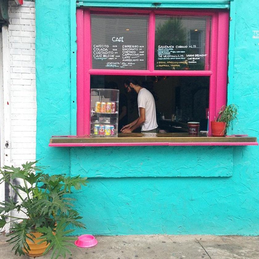 Cafetería La Mejor / New York