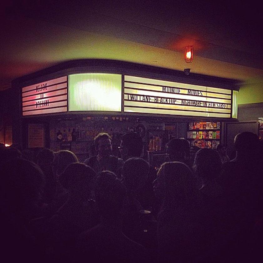 Nitehawk Cinema / New York
