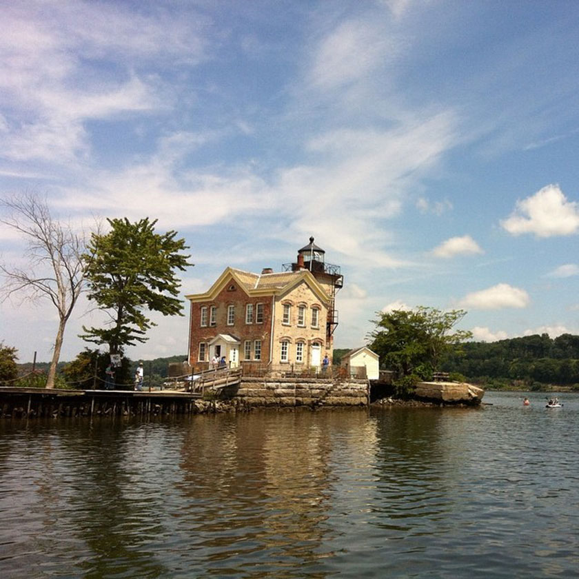 Saugerties Lighthouse  / New York