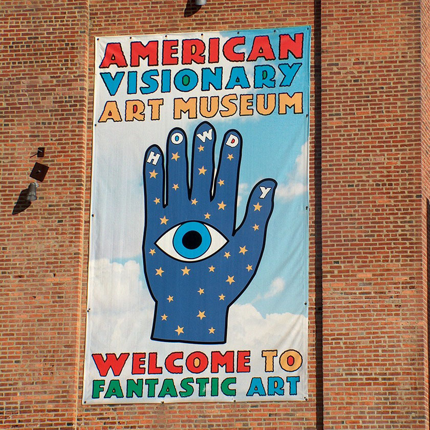 The American Visionary Art Museum / Maryland