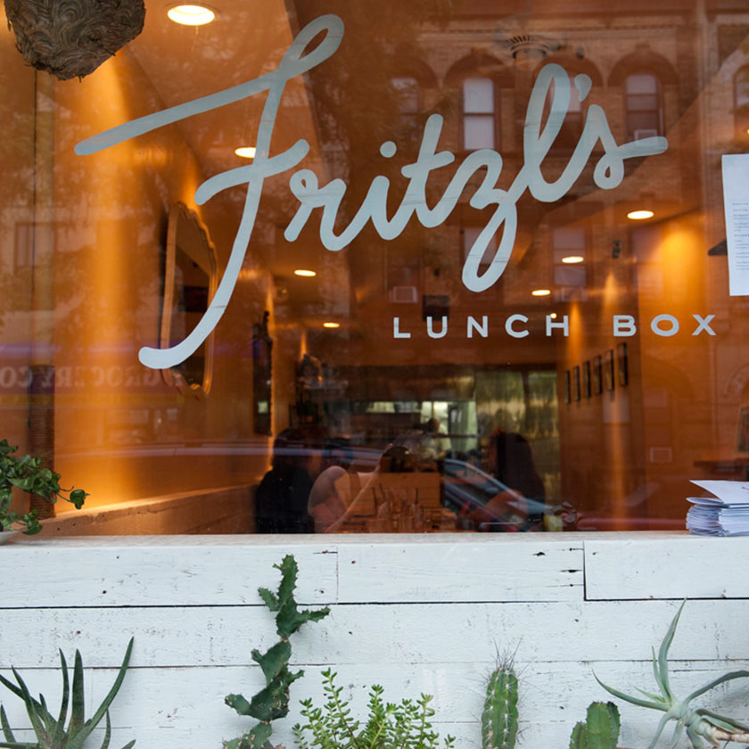 Fritzl's Lunch Box / New York