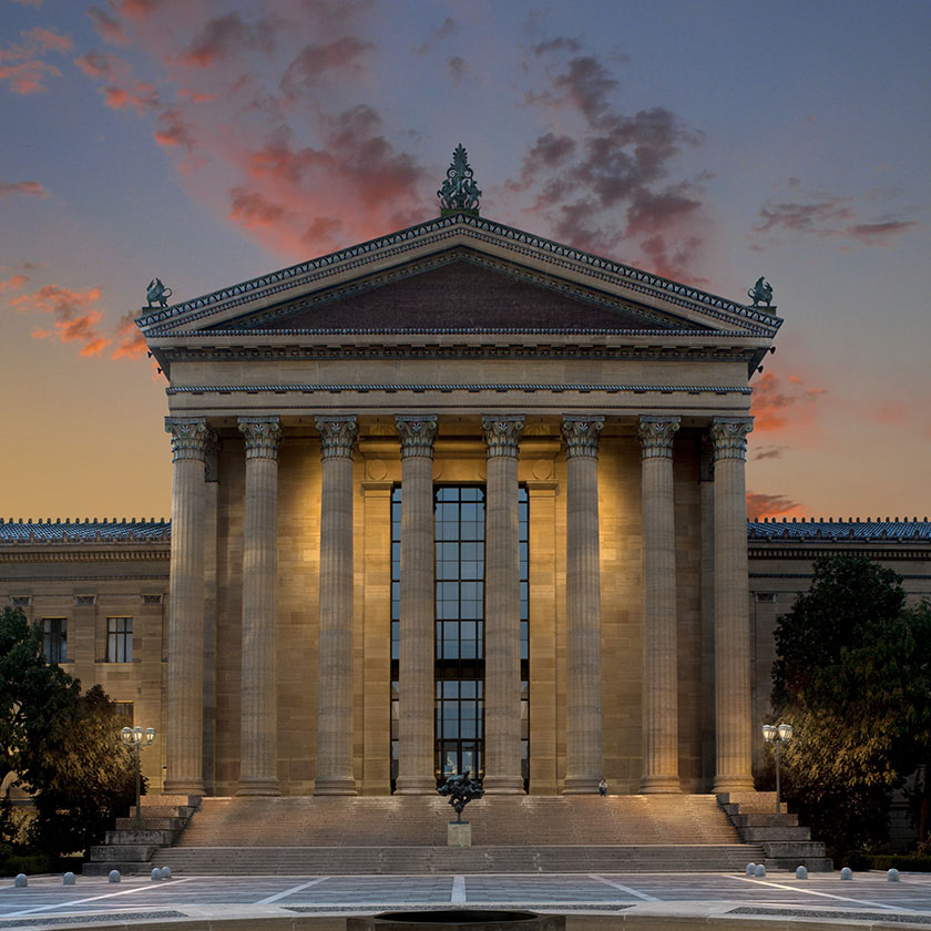 Philadelphia Museum of Art / Pennsylvania