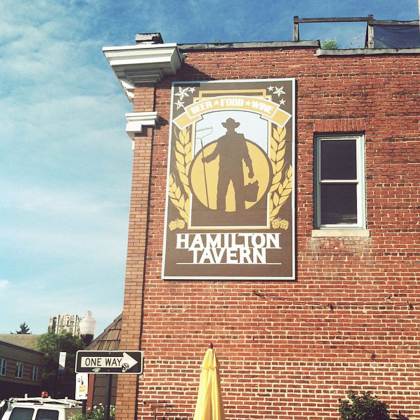 Hamilton Tavern / Maryland