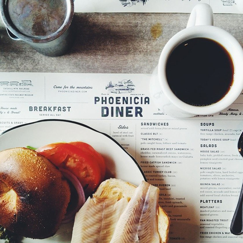 Phoenicia Diner / New York